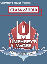 Hall of Fame Class of 2010